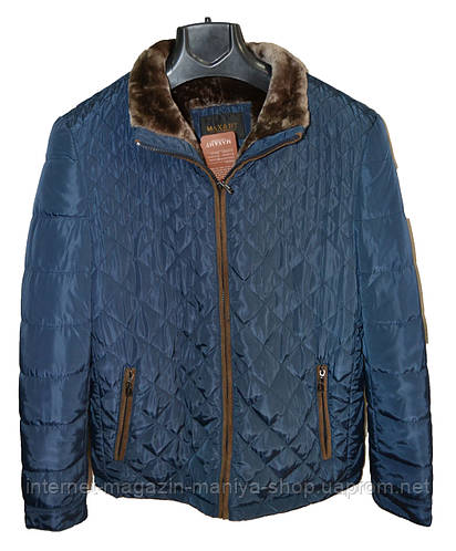 Куртка мужская зима мех зима