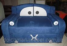 """Детская кровать-машина, детский диван-кровать на пружинном блоке """"Машинка HONDA"""" купить в Украине Киеве"""