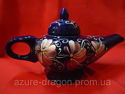 Аромалампы фарфоровая в форме чайника