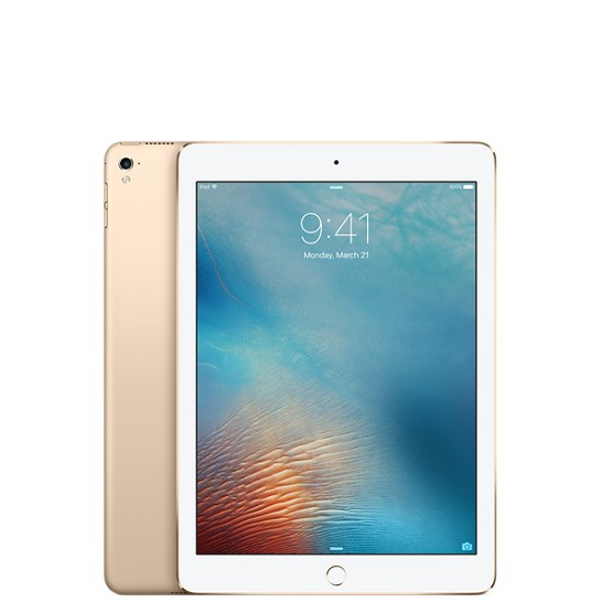 Планшет Apple iPad Pro 9.7 Wi-FI 32GB Gold (MLMQ2)