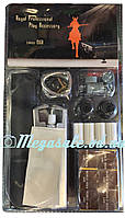 Комплект для ремонта кия Royal Professional 389: 6 наклеек + клей + 14 аксессуаров