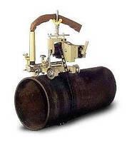 Машина для плазменной резки труб CG2-11B, электропривод