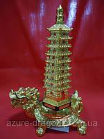 Пагода на черепахе-драконе