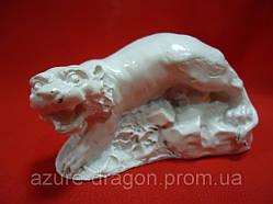 Тигр белый Статуэтка