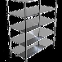 Стелаж 5-ти уровневый 800x500x1800 (Проф)