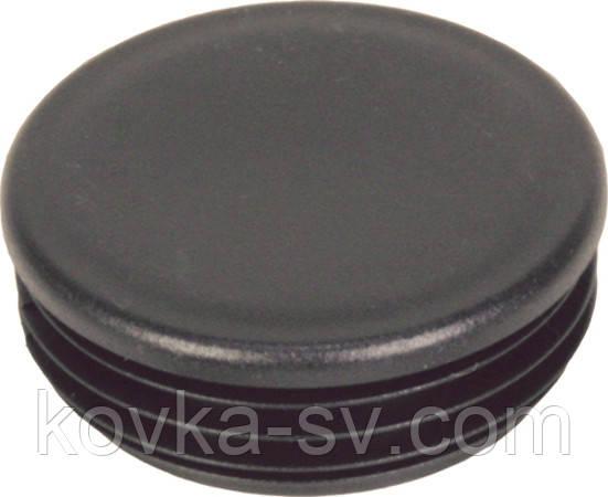 Пластмассовая заглушка круглая Ø 48,3 (ДУ 40)
