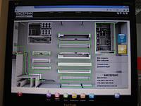 Система удаленного доступа и мониторинга работы холодильного оборудования.