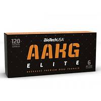 Енергетик Biotech AAKG Elite (120 caps)