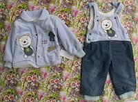 Костюм (комплект) демисезонный на мальчика, 1-2 года