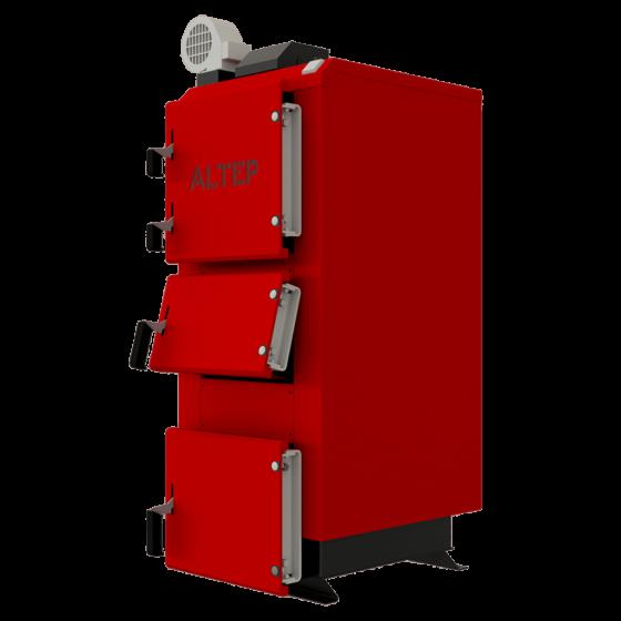 Твердотопливные отопительные котлы длительного горения Альтеп КТ-2Е 75 (Altep DUO/PLUS)