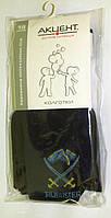 Колготки детские ТМ Акцент модель 2304 темно синие, размер: 18 (рост 104-110) ( ВСЕСЕЗОННЫЕ )
