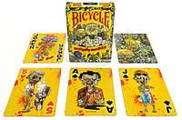 """Карты игральные """"Bicycle Everyday Zombies"""""""