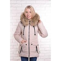 Зимова жіноча куртка-парку Джулія, фото 1