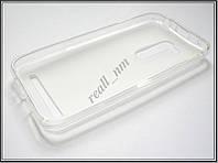 Прозрачный силиконовый чехол накладка-бампер для Asus Zenfone Go ZB452KG, фото 1