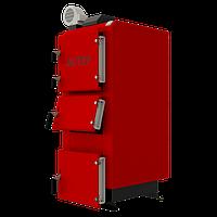 Твердотопливные отопительные котлы длительного горения Альтеп КТ-2Е 75 (Altep на дровах и угле)