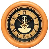 Часы настенные из дерева Kronos SC-701A