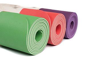 Коврик для йоги ЭкоПро