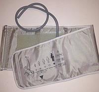 Манжета ЛЮКС для электронного тонометра на плечо, большой размер (32-52 см.), фото 1