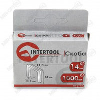 Скоба Intertool 14 мм.
