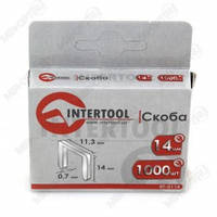 Скоба Intertool 14 мм.