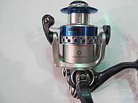 Спиннинговая безинерционная катушка с верхним тормозом Diwa YT1000A