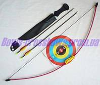 Лук Man Kung MK-RB010 110 см 15 lbs аксессуары мишень