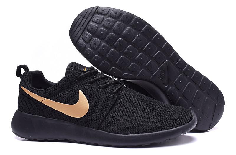 Кроссовки женские Nike Roshe Run / RRW-142 (Реплика)