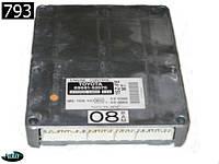 Электронный блок управления (ЭБУ) Toyota Yaris 1.0 16V 99г.(1SZ-FE)