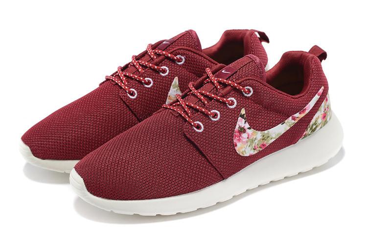 Кроссовки женские Nike Roshe Run / RRW-150 (Реплика)