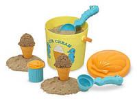 Набор для приготовления песочного мороженого, Melissa&Doug