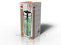 Чашка-термос 420мл Wellberg WB-9440C