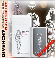 Givenchy Play In The City for her 75мл.НОВИНКА !!!