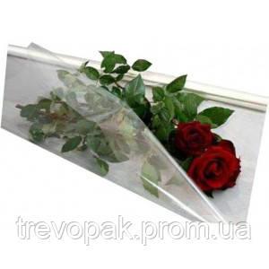 Пленка для цветов прозрачная  0.4 кг*600мм - TrevoPak в Киеве