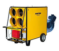 MASTER BV 690 FS дизельный воздухонагреватель (220 кВт, 21,7 л/ч, 12500 м.куб./ч, непрям.нагр.) 380~400 В, 200 Па, Радиальный