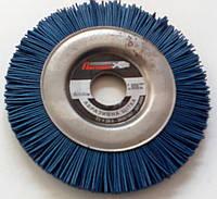 Полировальные круги  Пиранья синяя 125х22 F180