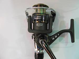 Катушка безинерционная для рыбалки Bull Fighter2000
