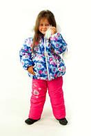 Теплый зимний комбинезон на девочку в Украине