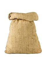 Мешок джутовый, размер 50 х 95 см, мешки хозяйственные упаковочные