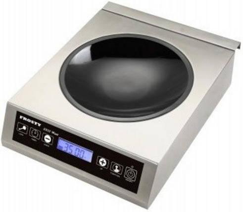 Индукция плита WOK Frosty BT-D35, стеклокерамическая, фото 2
