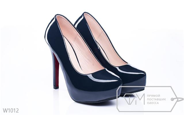 Женская обувь из искусственной кожи
