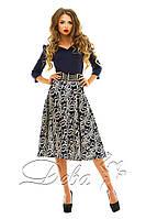 Элегантное женское платье 195 Дева