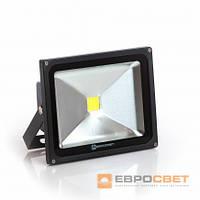Светодиодный прожектор EVRO LIGHT 20Вт ES-20-01 6400K 1100Lm COB