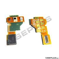 Шлейф Sony ST25i Xperia U, с датчиком приближения