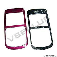 Стекло Nokia C3-00, розовый