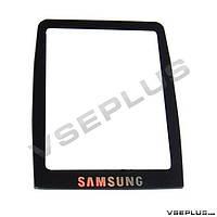 Стекло Samsung D820, черный