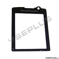 Стекло Sony Ericsson K610, черный