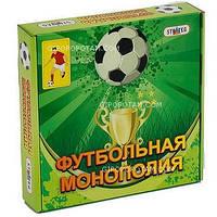 """Игра """"Стратег"""" футбольная монополия 716"""