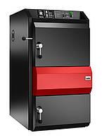 Піролізний твердопаливний котел із газифікацією деревини VERNER V25 (Вернер)