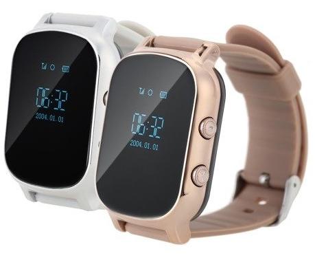 Smart Watch с GPS трекером T58 (GW700)