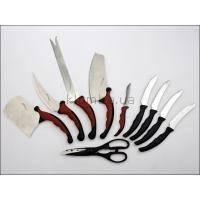 Набор ножей из 6шт+магнитная рейка CONTOUR PRO